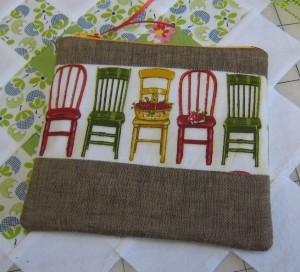 zip pouch chairs
