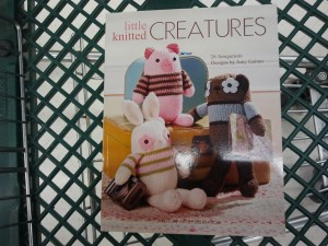 knitted creatures book