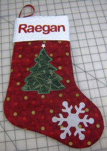 Raegan stocking2
