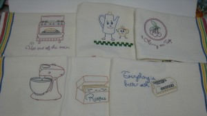 Dishtowels for Larry