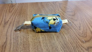Minion coin purse