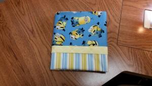 Minion pillowcase