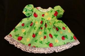 """12"""" doll dress"""
