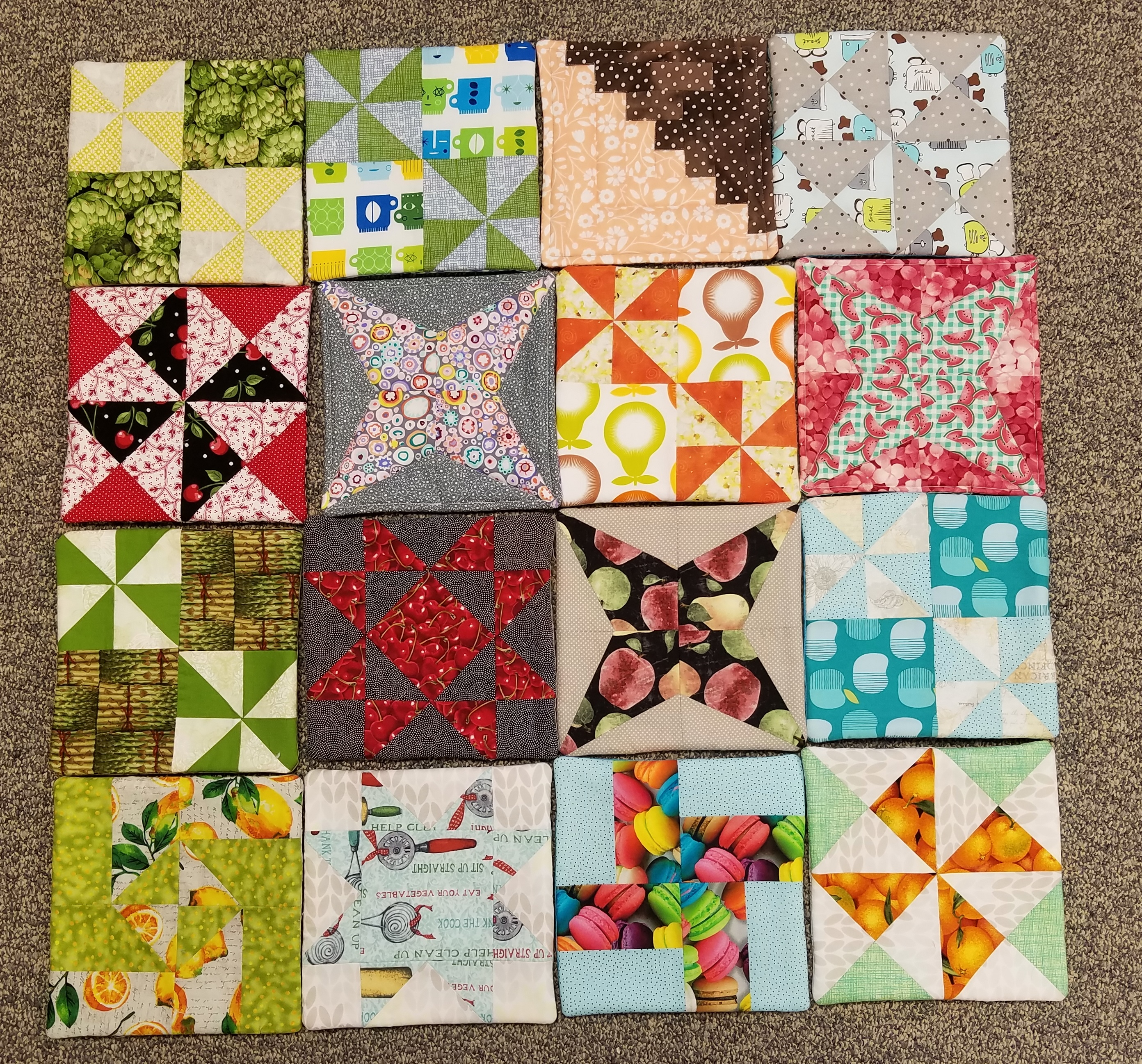 potholder project