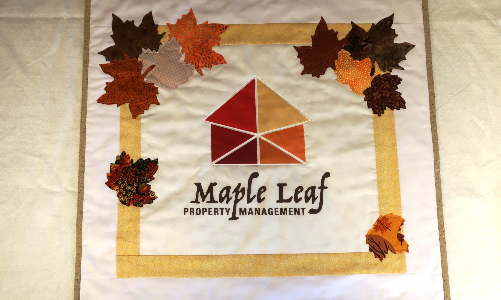 Maple Leaf Banner