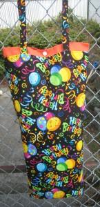 birthday celebration bag